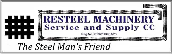 Resteel Machinery Logo