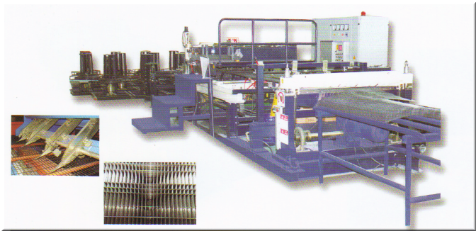 Wire Mesh Welding Machines GWCZ1200XM and GWCP1200XM