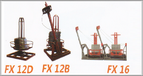 FX12DB16 Coil Machine