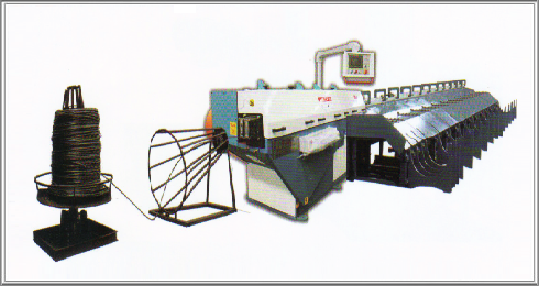 Wire Straightening and Cutting Machines GT 5-12/8-16